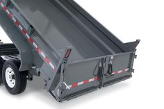 Sure-Trac | Heavy Duty Low Profile Dump - Sure-Trac Dump Trailers, Flatbed Trailer, Low Deck, Metal Bending Tools, Utility Trailer, Diy Kitchen Storage, Welding Projects, Tool Storage, Metal Working