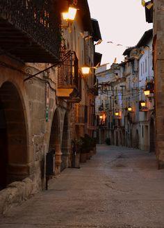 La Fresneda, Teruel  Spain