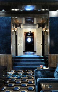 Dennis Gibbens Architects - Cinema room