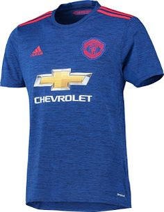 c4d4e1ab6 Manchester United Away Kit 2016-17 Football Kits