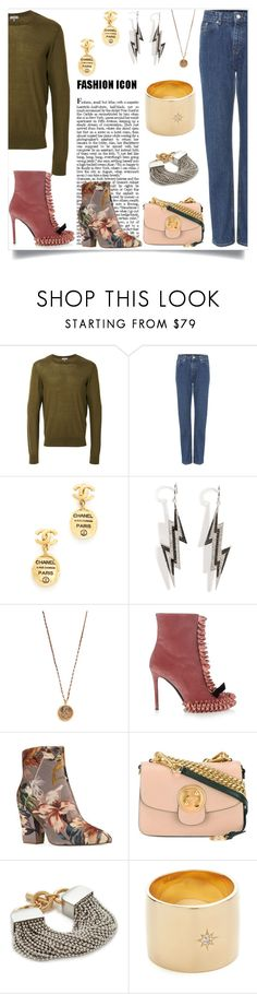 """Fashion is fad but style is eternal"" by denisee-denisee ❤ liked on Polyvore featuring Lanvin, Wood Wood, Lynn Ban, Native Gem, Marco de Vincenzo, Nine West, Alexander Wang, Elizabeth and James, Fall and women"