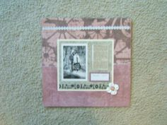 Made Just For You Scrapbooks: Family Heritage Custom Made Scrapbook Album