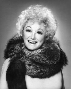 My grandma said she was the nicest actress she ever met. My grandmother worked for 10 years in the costume room at Walt Disney World. I will miss Phyllis Diller's funny laugh and bright smile. Rest in Peace. July 17, 1917 - August 20, 2012.