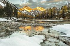 mountain shine | Flickr - Oliver Wehrli