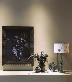 """Hope to see you tomorrow for #theaccidentalexpressionist at @thefutureperfect - 55 Great Jones, 6-8pm. The show includes new work from @martyn_thompson """"In Memoriam"""" series of black floral photographs, alongside  ceramics by @dovedrury  #martynthompsonstudio #thefutureperfect"""