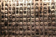 Museo Templo Mayor, Mexico City www.barbararachko.com