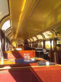 Amtrak Coast Starlight Parlour Car