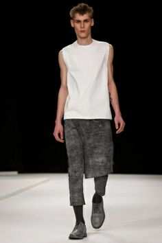 Man Menswear Spring Summer 2014 London via http://nwf.sh/13LkyOh