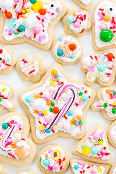 Everything Sweet Sugar Cookies aka Pinterest Failproof (and A Blog Cookie Exchange!)