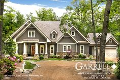 Lodgemont Cottage House Plan | House Plans by Garrell Associates, Inc
