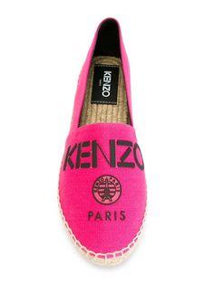 Купить Kenzo эспадрильи 'Kenzo Paris' в Loschi from the world's best independent boutiques at farfetch.com. 400 бутиков, 1 адрес. .