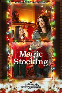 bridget regan stars as lindsey a skeptical mum who finds her doubts challenged when her daughter is given what appears to be a magic christmas stocking - When Is Christmas In 2015