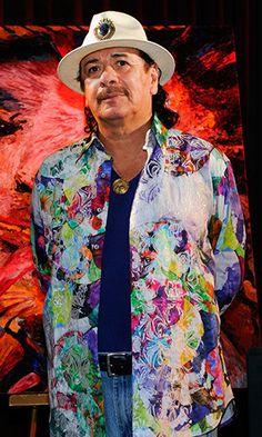 Carlos Santana 2013
