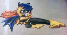 Batgirl by phantasm818.deviantart.com on @DeviantArt