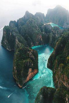 Phi Phi Le, Thailand