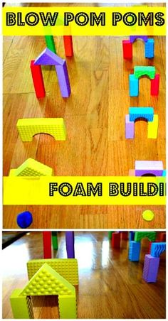 For a fun time indoors, try this easy to create game. #indoorgames #gamesforkids