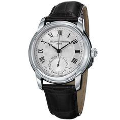 Frederique Constant Men's Maxime Silver Dial Automatic Watch FC-710MC4H6
