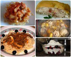 Dulces Sueños: Menú con Cinco Recetas nº 12