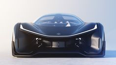 Faraday Future's 1,000 hp Electric Supercar Concept Is an Instant Competitor | Automobiles