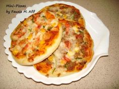 Pasta, Pizza & Pies Archives - Page 4 of 5 - Fauzia's Kitchen Fun Indian Food Recipes, Italian Recipes, African Recipes, Kitchen Recipes, Cooking Recipes, Mini Pizza Recipes, Picnic Snacks, Aussie Food, Ramadan Recipes