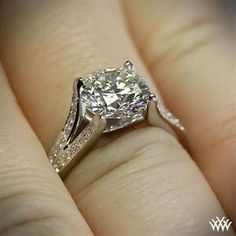 'Katie Pave' Diamond Engagement Ring