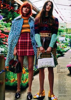 """""""On the Town"""" by Boe Marion for Marie Claire US July miu miu Mode Outfits, Fashion Outfits, Fashion Trends, Miu Miu Tasche, Jupe Short, Mode Editorials, Fashion Editorials, High Fashion, Womens Fashion"""