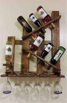 pallet-bottle-shelving