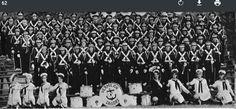 1964 Sailor Marching Band