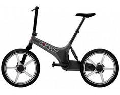 G2- Folding Electric Bicycle - Gocycle - United Kingdom