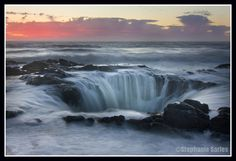 Read all about Thor's Well and Devil's Churn on www.incrediglobe.com