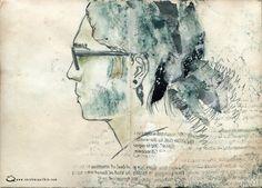 Sarah McQuilkin Illustration - Portrait