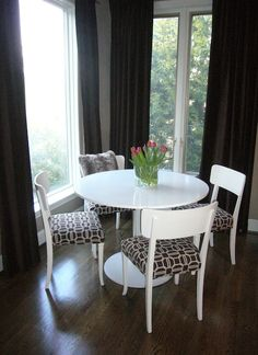 another nice docksta space. Dining Chairs, Dining Table, Windows And Doors, Inspired, Space, Kitchen, House, Inspiration, Furniture