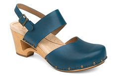 5cdef589c912 Effortlessly transition between seasons with the Dansko Thea sandal in  Marine!