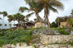 The rustic and gorgeous Papaya Playa Project in Tulum, Riviera Maya, Mexico.
