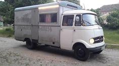 Wohnmobil Mercedes L 319 D , Oldtimer Antik   eBay