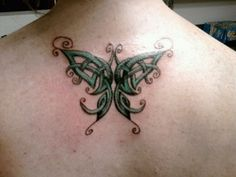 feminine celtic tattoo | 25 Elegant Celtic Tattoos For Women | CreativeFan