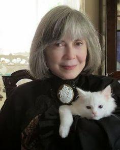 Primeiras Impressões: Escritoras famosas: Anne Rice