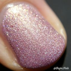 Let's Begin Nails: K*Sea Gale's Nails Winter Holiday Collection Swatch and Review