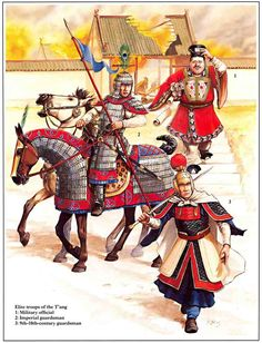 chinese dynasty army - Google Search