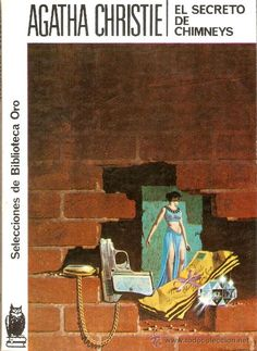 El secreto de Chimneys - Christie Agatha Editorial Molino  edición 1989 Spain