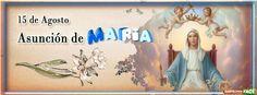 Asunción de María - Portadas para Facebook