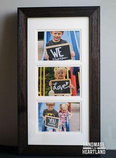 10 fun photo ideas to make dads day - Mum's Grapevine