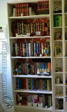 Once upon a time, in a land far, far away, I owned my own library...