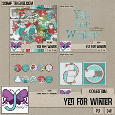 Yeti for Winter {Collection}
