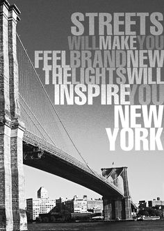 Song: Empire State of Mind by Jay Z featuring Alicia Keys Jay Z, York Things To Do, City Quotes, A New York Minute, Empire State Of Mind, I Love Nyc, Dream City, City That Never Sleeps, Concrete Jungle