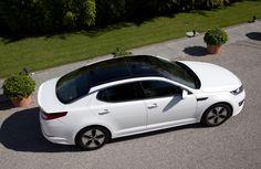 Kia Optima Hybrid, bajo el signo de la moderación