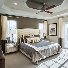 2400 South, PA featuring Progress Lighting's North Park P2531-09 ceiling fan