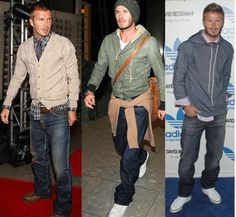 Heres how I would like my hubby to dress.
