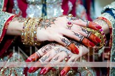 [ Mehndi Designs, Tattoo Designs, Wedding Wear, Wedding Dress, Beard Grooming, Henna Mehndi, Gold Bangles, Bridal Looks, Beautiful Bride