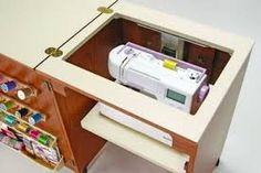 Resultado de imagen para muebles para maquinas de coser